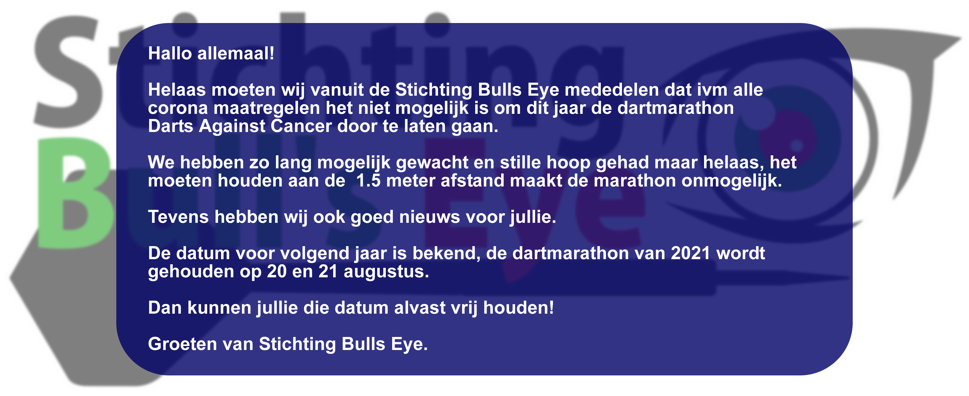 Stichting Bull's Eye